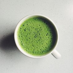 Freshly whisked. #matcha #tea #greentea #japanese #welovetea #organic #omwellnessco