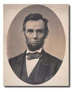 Abraham Lincoln, 16th U.S. President