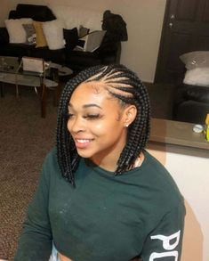 22 Aesthetic Braided Hairstyles - African Braided Hair For Ladies 2020