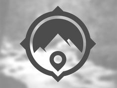 Adventure Guide BC - V2 by Cam Marshall in 50 Creative Logos for Inspiration