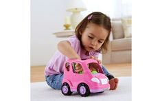 Little People® All Around Car | BGC55 | Fisher Price