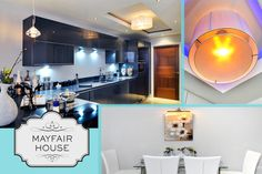 Flat 11a Kitchen - Mayfair