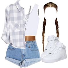 enough by kiaratee on Polyvore featuring polyvore fashion style Rails Levi's NIKE Vince Camuto Andrea