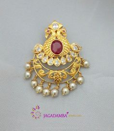 20 Grams Gold Pendant Designs, Gold Pendants in 20 Grams, Gold Pendant Designs with Weight