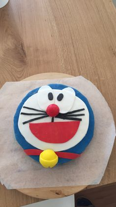 Torta Doraemon