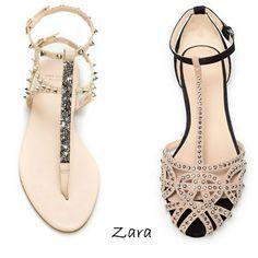 COMPARTE MI MODA: La moda femenina desde el punto de vista de las usuarias...: Shopping sandalias…  la cangrejera con minitachuelitas ya es mía.....