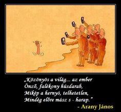 Részlet Arany János Kertben c. verséből. A kép forrása: Zeitgest Hungary # Facebook Facebook, Quotes, Movie Posters, Frases, Quotations, Film Poster, Quote, Shut Up Quotes, Billboard