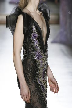 Tony Ward Fashion Show Couture Collection Spring Summer 2018 in Paris