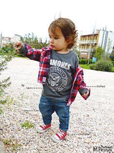 Sooooo cute! I can't wait to dress my baby in the cutest stuff!!!! #babyboyswag