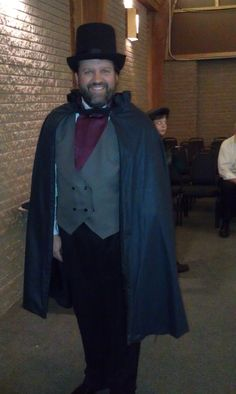 Costume for Scrooge