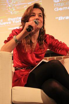 """Presentación """"Una coolhunter en Nueva York"""" Instituto Cervantes (NYC) - 26 de marzo 2013"""