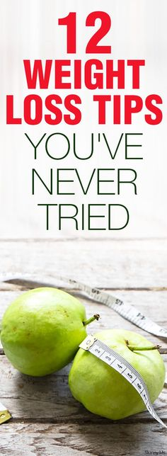 Hey, if it works, it works! From the basic to the bizarre, weve compiled 12 weight loss tips youve never tried. #weightlosstips #fitnesstips