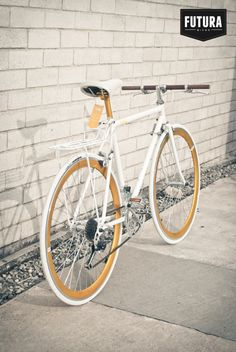 wacky-thoughts:  Mal by Futura Bikes