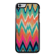 Dripping Painted Chevron M Phonecase For iPhone 6/6S Case