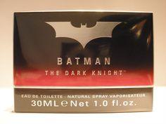 Beauty & Lifestyle Blog für die Frau ab 40: BATMAN -The Dark Knight-  Eau de Toilette für die ...