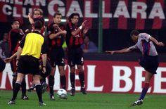 Milan - Barça, los precedentes | Rivaldo en la fotografía.
