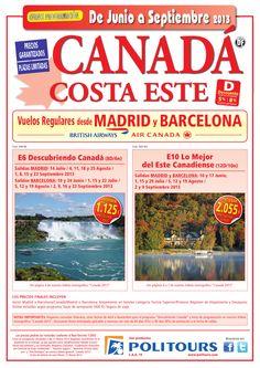 Lo mejor del Este CANADIENSE - dto. v.a. - sal.17/06 al 9/09 dsd Mad y Bcn (12d/10n) p.f. 2.455€ - http://zocotours.com/lo-mejor-del-este-canadiense-dto-v-a-sal-1706-al-909-dsd-mad-y-bcn-12d10n-p-f-2-455e/