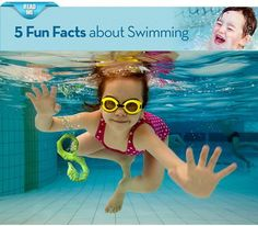 5 fun facts about swimming