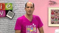 Ateliê na TV - Rede Brasil - 28.04.16 - Danielle França e Camila Martins