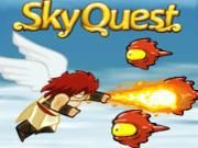 Join with us to unlock something dazzling in Sky Quest now! Do you see an intense combat between 2 empowering parties? Get started! At this moment when looking at the sky you will view an angel who needs to fulfill the God's duty: that is to defeat all of the evil critters. Are you willing to give him a hand?