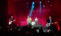 The Vamps: Four Corners Tour – Concert Review
