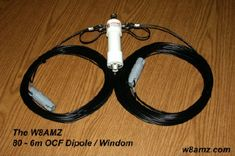 Introducing the OCF / Windom Multi-Band Antenna using a Balun and rated for 2 KW. The SWR is generally below on 40 & bands and can be Radio Signal From Space, Hf Radio, Ham Radio Antenna, Top Band, Energy Technology, Solar Energy, Solar Power, Bands, Rocket Stoves