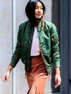 4 Amazing Outfit Ideas to Copy From Berlin Fashion Week Street Style via @WhoWhatWearAU