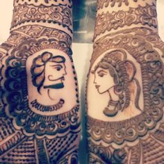 17 Best Rajasthani Mehndi Designs for Hands - Mehndi YoYo Rajasthani Mehndi Designs, Dulhan Mehndi Designs, Mehendi, Hand Mehndi, Henna, Female Profile, Mehndi Designs For Hands, Design Inspiration, Woman