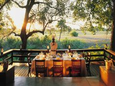 Sabi Sabi Private Game Reserve, South Africa - One of the 22 Safari Lodges and Camps from Conde Nast's 2012 Gold List