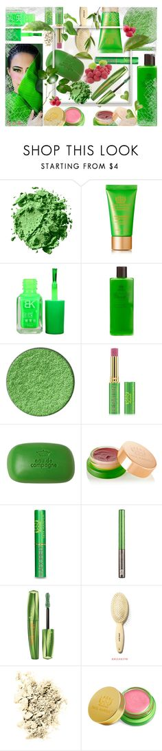 """~Natural beauty~"" by li-lilou ❤ liked on Polyvore featuring beauty, Tata Harper, Agraria, Sisley, Urban Decay, Rimmel and Yves Saint Laurent"