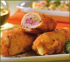 Cómo hacer supremas de pollo rellenas. El pollo es un alimento que generalmente a todo el mundo le gusta, ya que el mismo no suele tener mucha grasa, mas bien se la considera una carne...