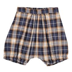 Checked Bloomers Noro Baby- A large selection of Fashion on Smallable, the Family Concept Store - More than 600 brands.