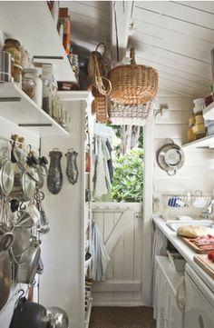 chicken coop kitchen...