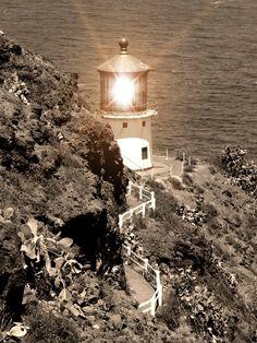 Makapuu Lighthouse #hawaii #lighthouse