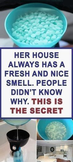 Everyone's had to take care of odors in their home, whether from a rotten product, no ventilation or another cause. Of course, everybody needs to live in a very clean and fresh home that promotes calmness, but the fact is that nobody likes cleaning constantly. But...