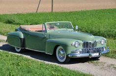 1948 Lincoln Continental V12 Convertible