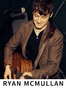 Great singer called Ryan McMullan