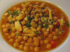Kichererbseneintopf (c) marokkanisch essen