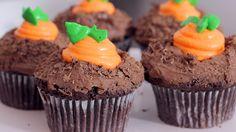 Möhrchen Cupcakes