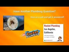 This video is for anyone in Los Angeles who needs a Plumber. Plumbing, California, This Or That Questions