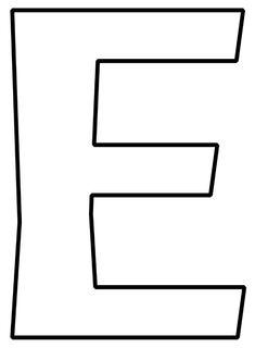 Letter e craft - FREE Printable Bubble Letters Alphabet – Letter e craft Bubble Letters Alphabet, Bubble Letter Fonts, Free Printable Alphabet Letters, Alphabet Templates, Alphabet Book, Letters For Kids, Preschool Letters, Letter E Activities, Letter E Craft