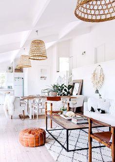 88 Beautiful Apartment Living Room Decor Ideas With Boho Style (37)