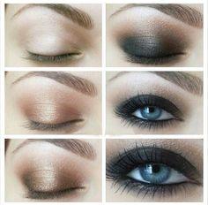 Makeup How-To: Bronze Smoky Eye – Fashion Style Magazine