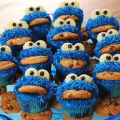 Cookie! Cupcakes! creative-food