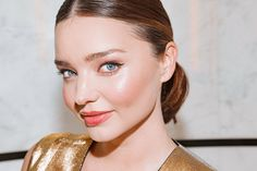 Miranda Kerr's nighttime beauty routine