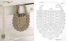 Sacs et motifs animaux au crochet , modèles et grilles à imprimer !
