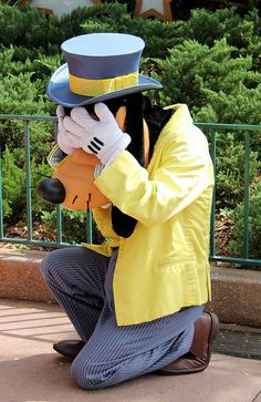 Goofy from Disney. Pictures of Goofy