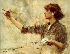 АРТ АРТель про искусство - The painter Richard Schmid. Fine Art America