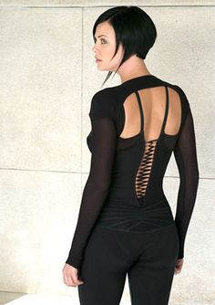 1000+ ideas about Aeon Flux on Pinterest Roger Rabbit - Anime Hairstyles Female