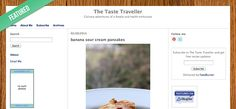 Featured Blog: The Taste Travel